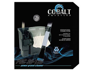 Cobalt Aquatics Power Gravel Cleaner