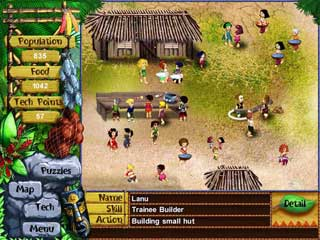 Virtual Villagers Screenshot