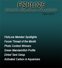 Fish and Aquarium Magazine - May 2012