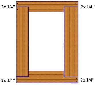 Cabinet Frame